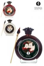 Peinture de corps comestible - Shunga : Une délicieuse peinture de corps comestible pour sublimer vos jeux érotiques et vous régaler.