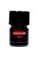 Poppers Sexline Magnum Rouge 15ml : Grâce à sa large ouverture, le poppers Sex Line rouge Magnum à l'Ammyl est encore plus fort et plus intense que la version classique.
