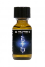 Poppers Sexlight 25ml : Puissant arôme d'ambiance aphrodisiaque spécial sexe pour être bien dans votre tête et dans votre corps le moment venu.