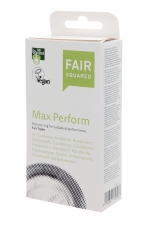 10 préservatifs Fair Squared Max Perform